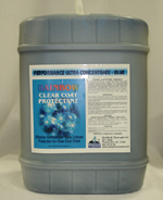 Rainbow Clear Coat Protectant Ultra Concentrate - Blue