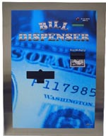 AMERICAN CHANGER REAR LOAD/ BILL DISPENSER