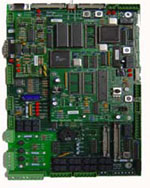 UNITEC WASH SELECT II MAIN CPU BOARD ASSEMBLY