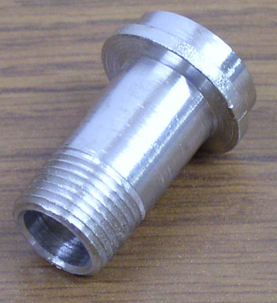 FLOAT VALVE STRAIGHT INLET