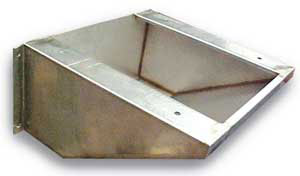 STAINLESS STEEL SINK FOR HANDWRINGER