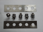 HAMILTON STAINLESS STEEL BUTTON RETROFIT KIT