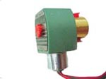 ASCO NORMALLY CLOSED LOW PRESSURE SOLENOID