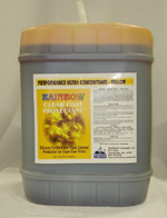 Rainbow Clear Coat Protectant Ultra Concentrate - Yellow