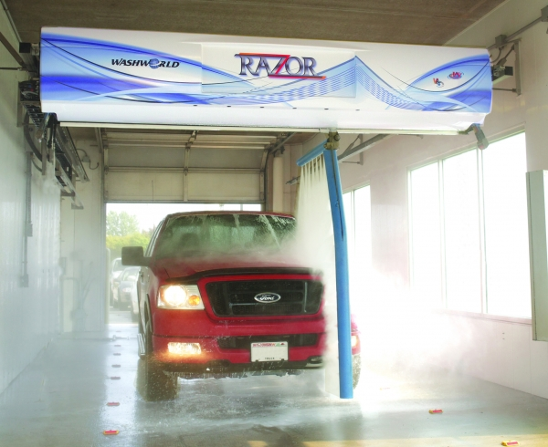 Washworld car wash systems razor car wash system solutioingenieria Choice Image