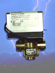 ERIE 3 WAY SOLENOID VALVE